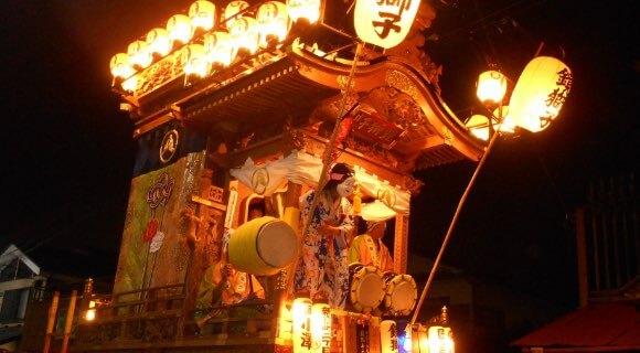 川越祭り 国指定重要無形民俗文化財