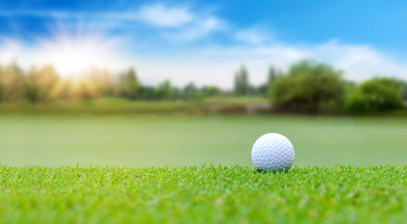 豊富なゴルフ場