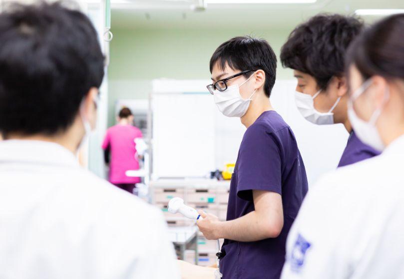救命救急科の診療体制