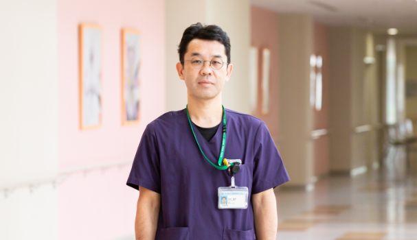 診療部長、講師 大谷 義孝